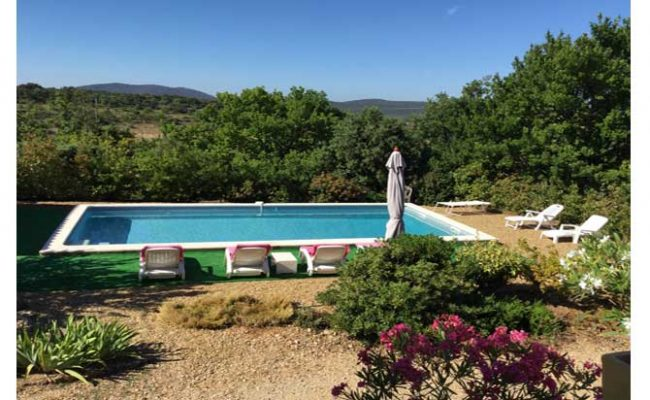 Maison piscine luberon location de vacances location - Location vacances luberon piscine ...