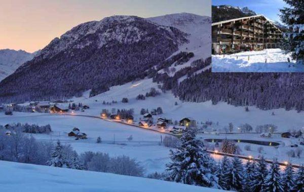 Studio au ski !