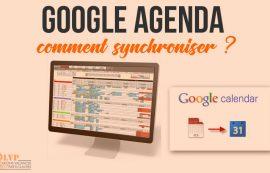 Comment Partager un Agenda Google ?