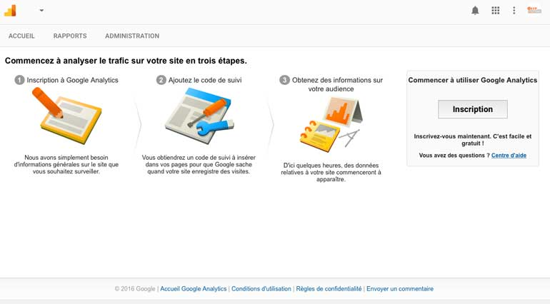 se-connecter-a-google-analytics