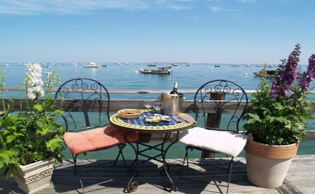 Villa le beulicq cap ferret location de vacances location vacances - Villa de vacances exotiques island views ...