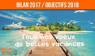 BILAN 2017 – OBJECTIFS 2018