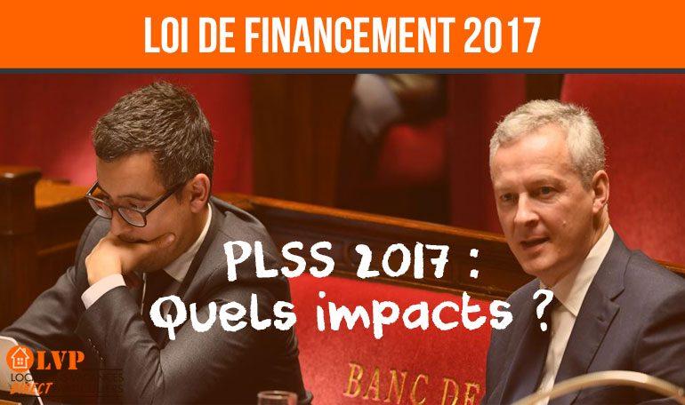 LOI DE FINANCEMENT 2017