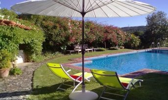 Coimbra : Villa de Charme avec grand jardin piscine