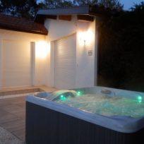 Chez Jerry, océan, Azur, Landes, piscine, jacuzzi, sauna, vélos