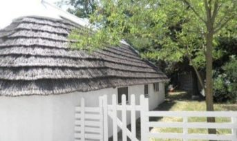 Cabane de Gardian CAMARGUE