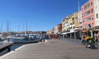 Studio Cap d'Agde Plage et Port