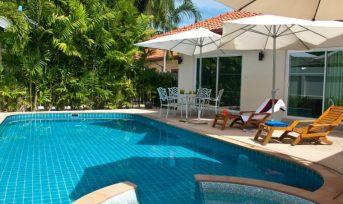 Villa Kévin avec jacuzzi et piscine privée