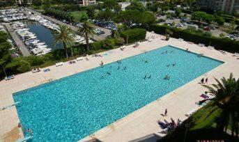 Mandelieu Cannes Marina superbe 3p
