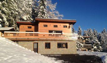Appartement 10 pers. 100m² Doucy + Sauna