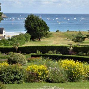 Duplex de charme face à la plage et au golf !