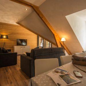 Appartement de 100m2 au coeur de Saint-Lary