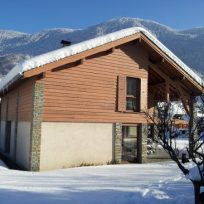 Chalet montagne Pierre et Bois