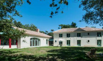 Le Basilic, villa familiale à Noirmoutier