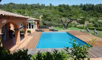 Villa Les Selves, vaste et cossue