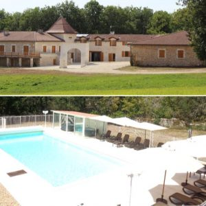 Grand gîte, Piscine, SPA, WIFI