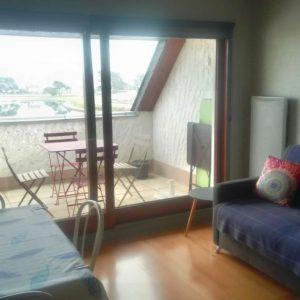 Appart résidence avec terrasse sur la baie de Perros
