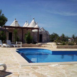 Trullo La Pecora avec piscine privée
