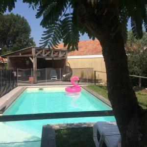 Villa de vacances piscine – 6 personnes