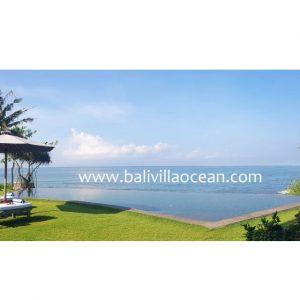Bali beachfront villa Ocean Seseh Canggu