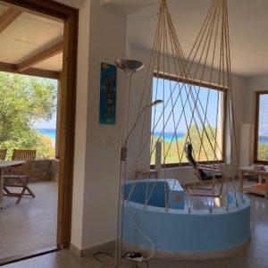 Villa Abyssale bord de mer, Sitia
