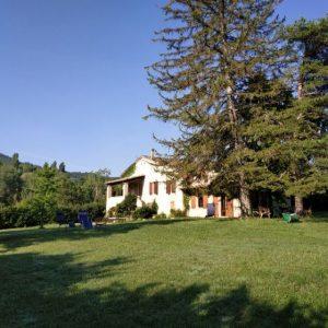 Maison provençale dans le Luberon