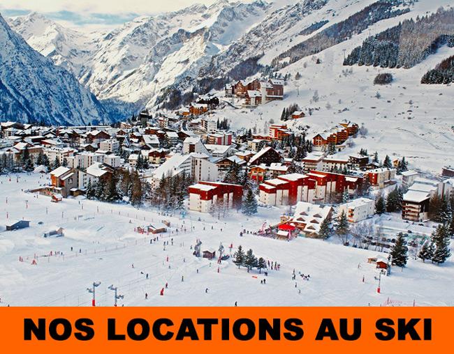 Location au ski