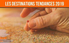 VACANCES D'HIVER EN FRANCE : DESTINATIONS 2019