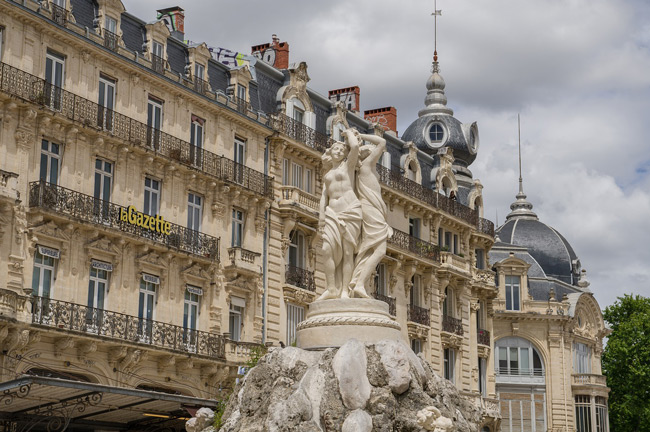 (c)Pixabay - Montpellier