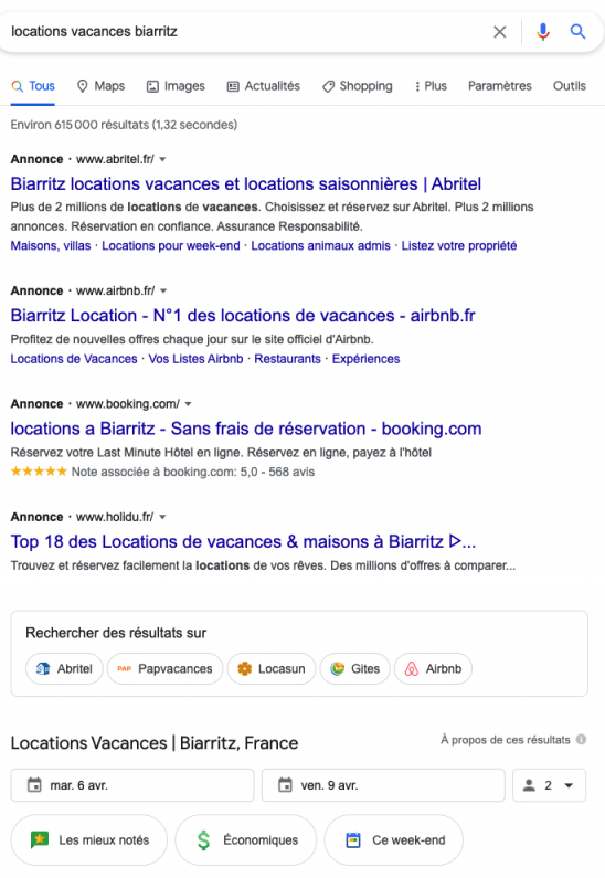 exemple de recherche Google-2