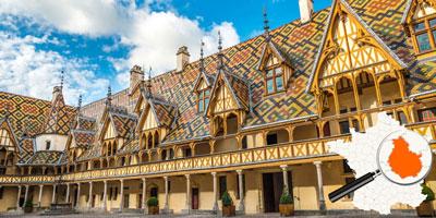 Locations de Vacances Côtes-d'Or en direct des propriétaires
