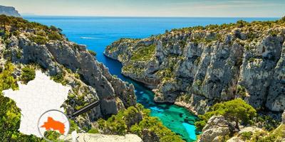 Locations de Vacances Bouche-du-Rhone en direct des propriétaires