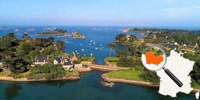 Locations de Vacances Côtes-d'Armor en direct des propriétaires