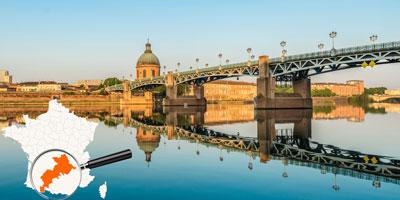 Locations de Vacances Haute-Garonne en direct des propriétaires